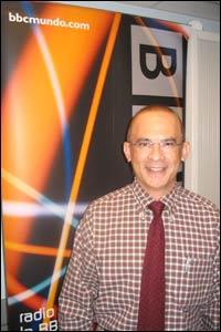 José Bahamonde, lingüista y productor ejecutivo de ¿Qué pasa U.S.A.?