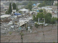 Muzaffarabad one year after the earthquake