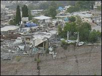 Muzaffarabad one year after the earthquake