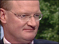 Shadow Education Secretary David Willetts