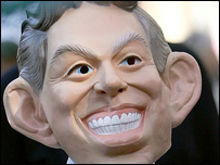 Blair mask
