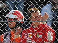 Michael Schumacher, piloto de F1
