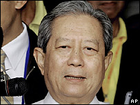 Gen Surayud Chulanont, Thai interim prime minister