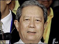 Gen Surayud Chulanont, Thai interim prime minister