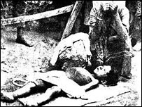 Massacre of  Armenians, 1915
