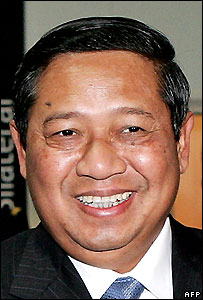 President Yudhoyono