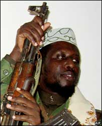 Islamist leader Sheikh Sharif Sheikh Ahmed