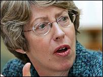 Health Secretary, Patricia Hewitt