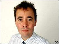 Daily Telegraph editor William Lewis
