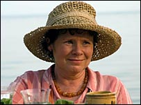 Imelda Staunton in My Family and Other Animals
