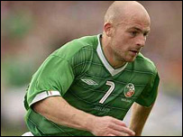 Lee Carsley made himself available again for the Republic in August