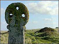 A Celtic cross (generic)