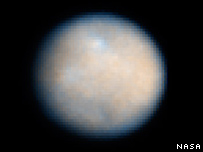 Hubble's view of Ceres (Nasa)