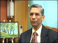 L&T Chief Financial Officer YM Deosthalee