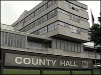 Leicestershire County Hall