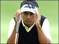 European Tour regular Jyoti Randhawa