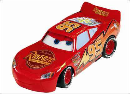 Cars Fast Talking McQueen