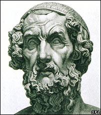 Homer engraving (SPL)