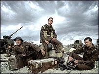Dunkirk production shot