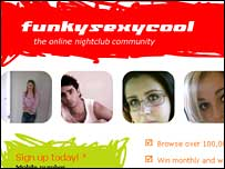 Funkysexycool mobile