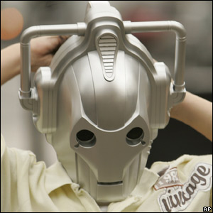Dr Who Cyberman