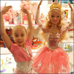 Let's Dance Barbie