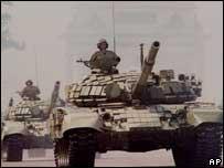 T-72 tanks, AP