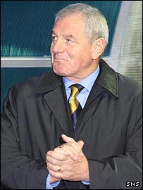 Scotland manager Walter Smith
