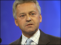 Shadow Trade and Industry Secretary Alan Duncan MP