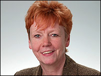 Constitutional Affairs Minister Vera Baird MP
