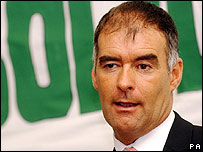Founder of the Solidarity Party Tommy Sheridan