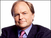 Writer and broadcaster Clive Anderson