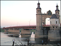 Bridge over the River Neman
