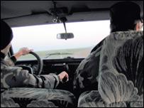 Kaliningrad border guards
