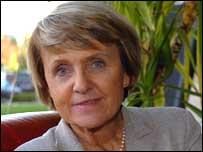 Commissioner Danuta Hubne