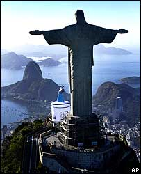 Statue of Christ in Rio
