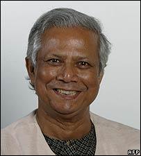 Prof Yunus