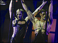 Publicity image from Cabaret