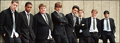 Publicity image from The History Boys