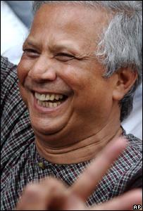 Muhammed Yunus