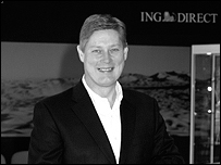 ING Direct chief executive Lindsay Sinclair