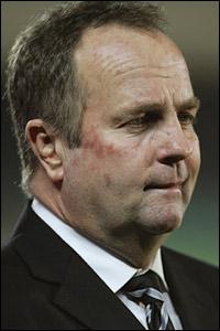 Hull coach Peter Sharp