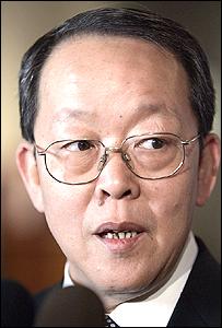 المندوب الصيني للامم المتحدة وانج جوانجيا
