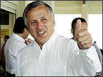 León Roldós, candidato presidencial socialdemócrata