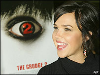 Arielle Kebbel, star of The Grudge 2