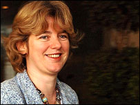 """Ruth Kelly in London for a meeting with 20 """"key"""" local councils"""