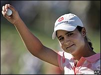 Lorena Ochoa obtuvo su quinto t�tulo del a�o.