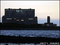 Hinkley power station