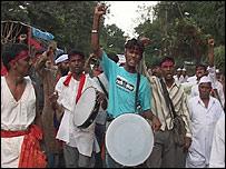 Indian Protestors