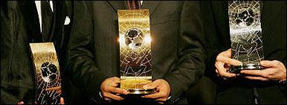 Foto premios: Cortes�a de la FIFA.